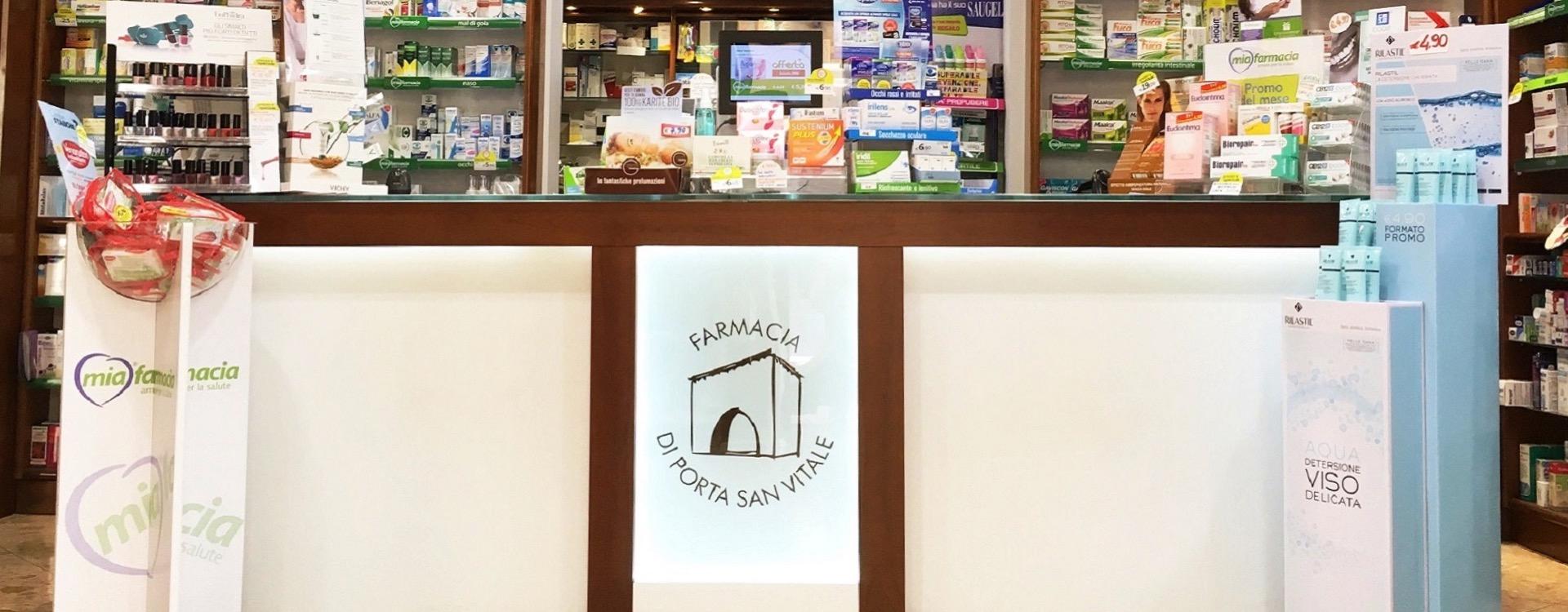 Farmacia di Porta San Vitale