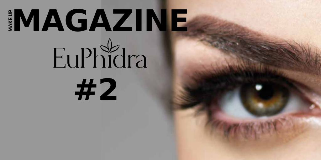 MAKE-UP MAGAZINE EUPHIDRA