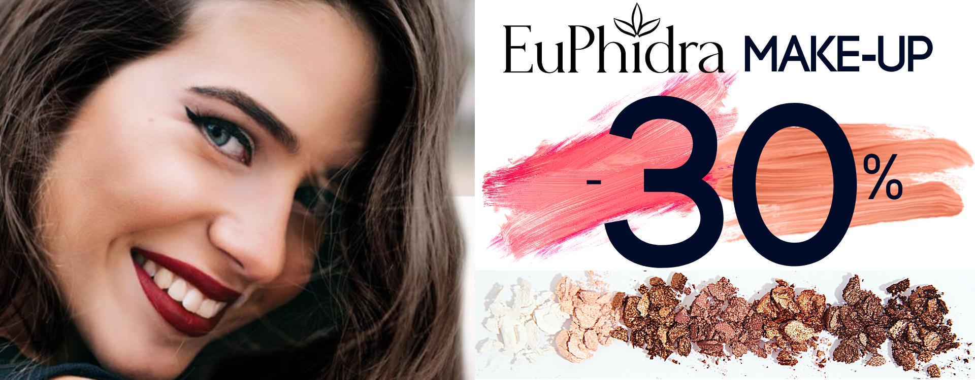 Promo Euphidra make-up