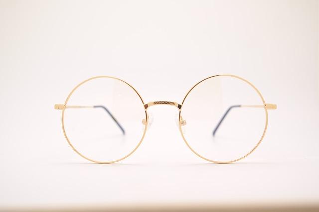 Raccolta occhiali usati