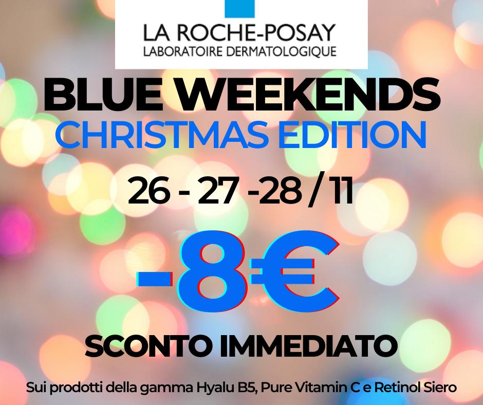 Blue weekend